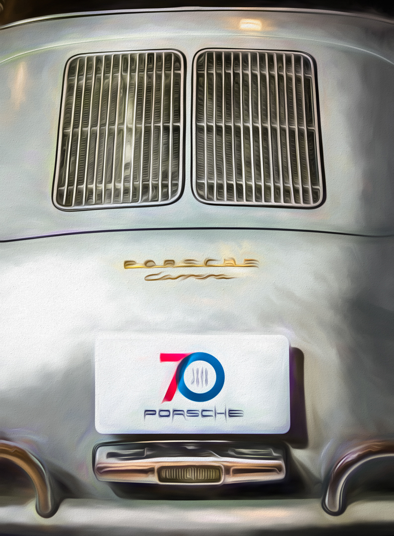 Celebrating 70 Years of Porsche
