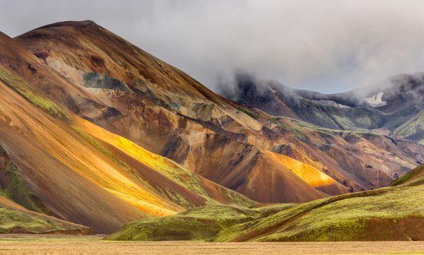 Laugavegur, Iceland