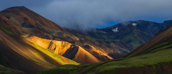 Landmannalaugar National Park, Iceland