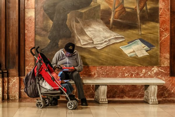 New Age Readers, New York Public Library