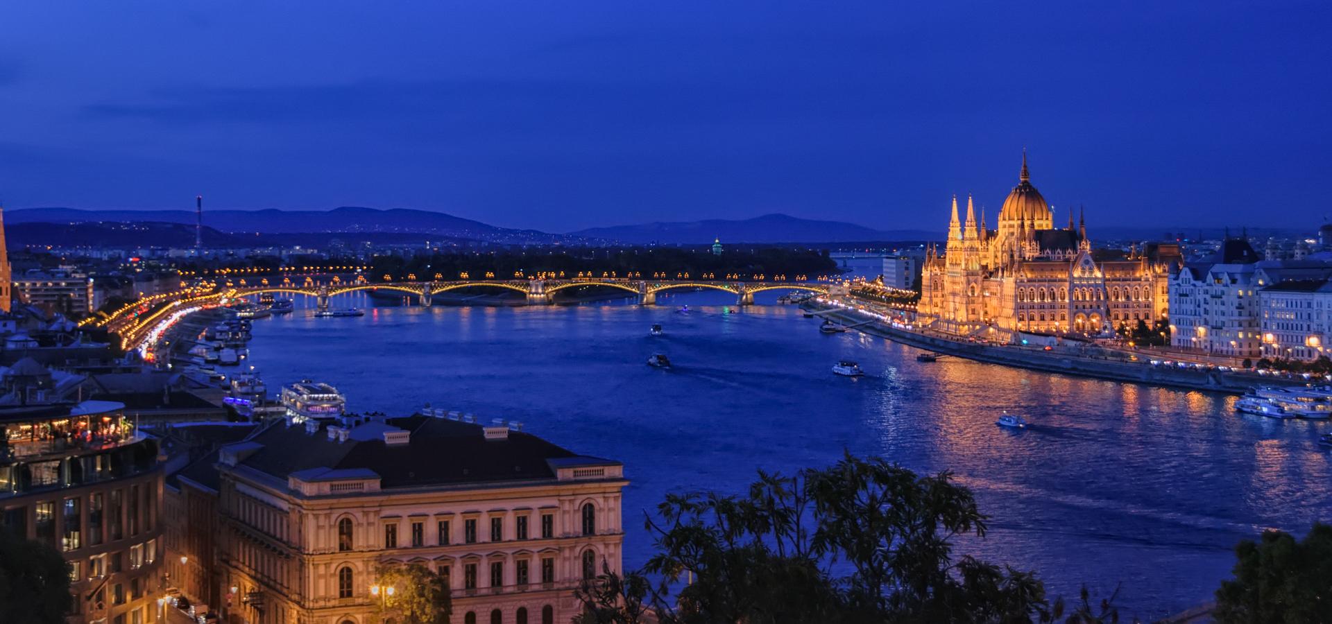 Blue Danube - Budapest