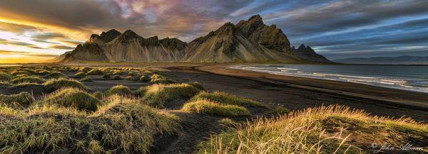 Stokksnes-Vestrahorn, Iceland
