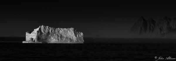 Iceberg, West Coast Greenland