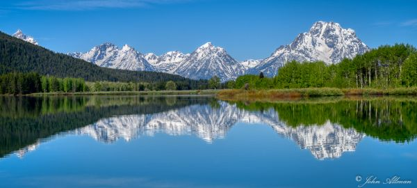 Oxbow Bend, Yellowstone