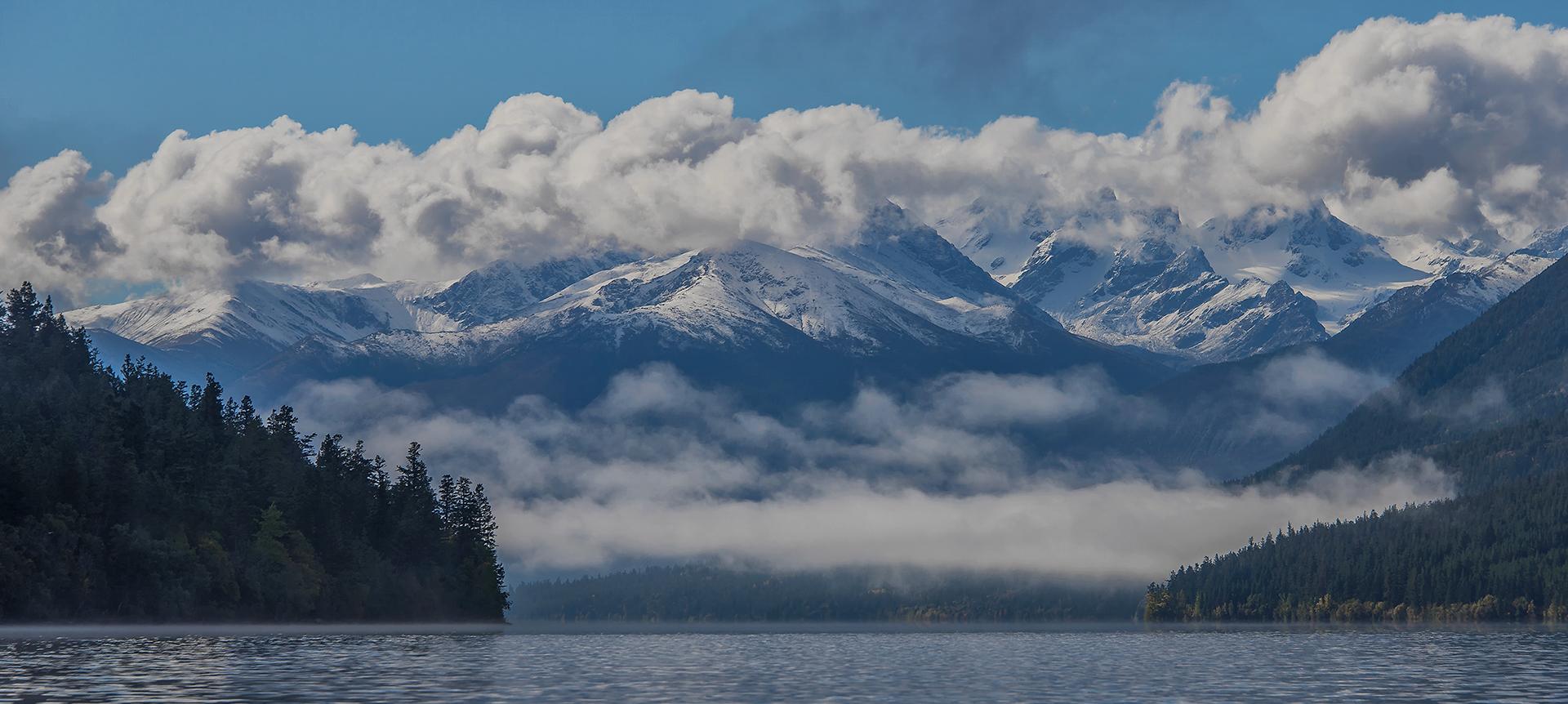 Chilko Lake Wilderness