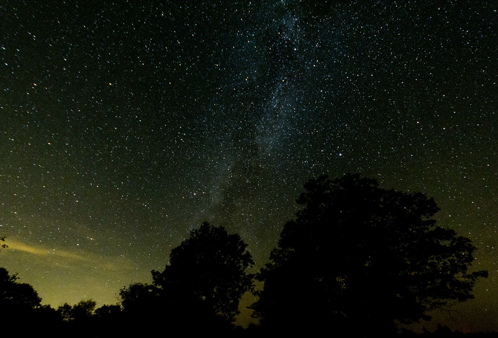 Night Sky at Torrance Barrens