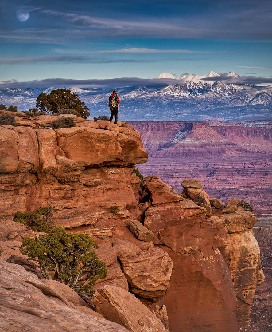 Canyonlands vista