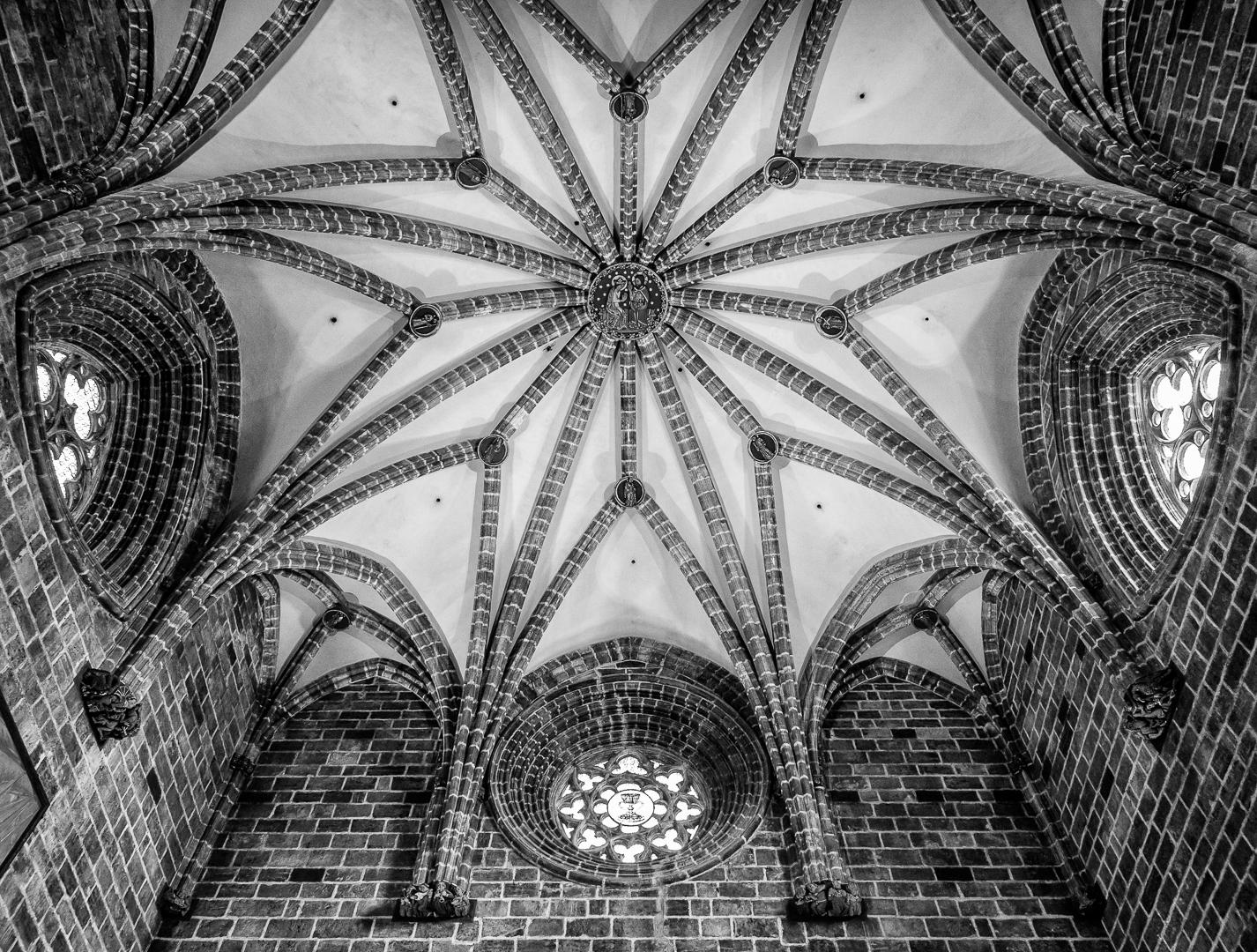 Church Ceiling Pattern