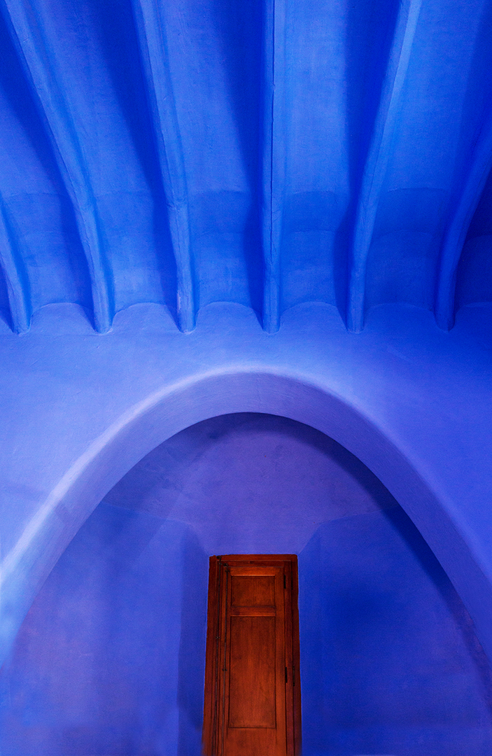 Gaudi Blue