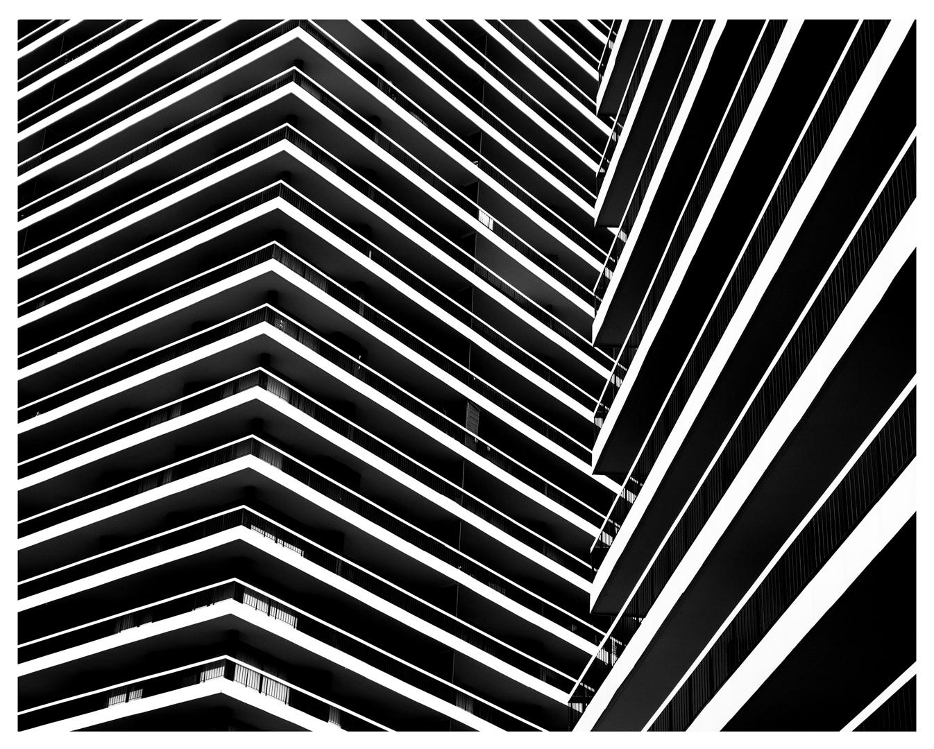 Apartment Towers, North York