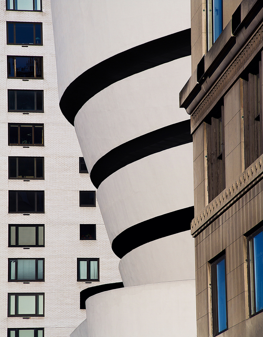 Guggenheim Museum in Profile