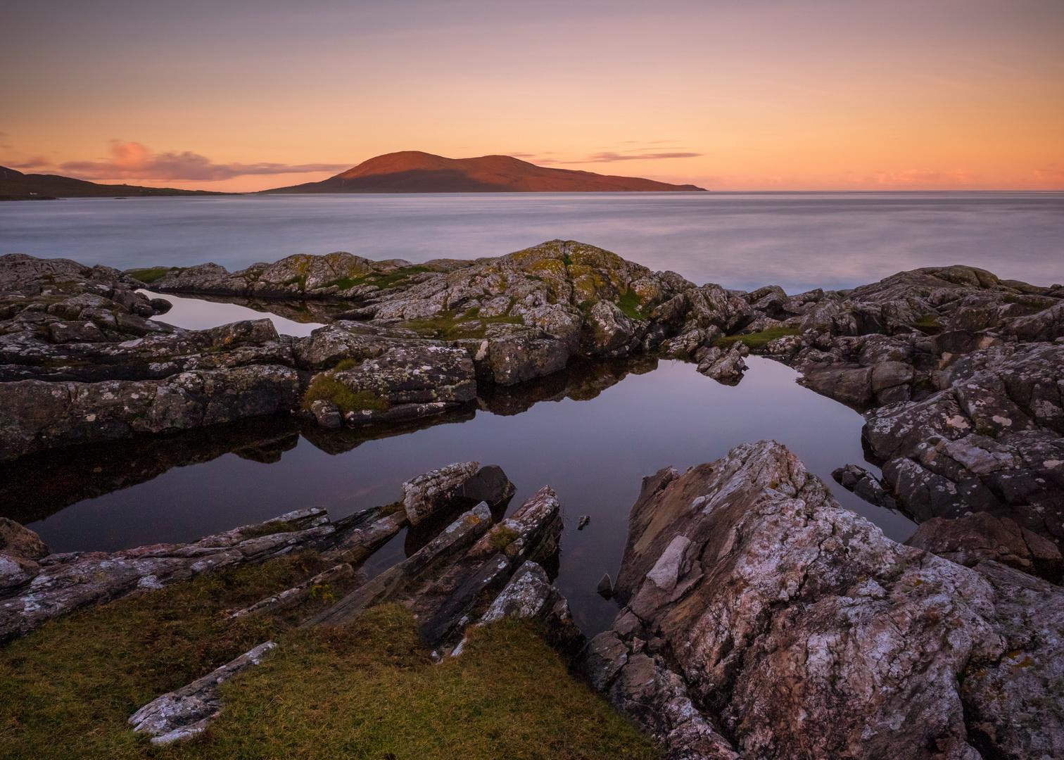 Peacefull morning, Scotland