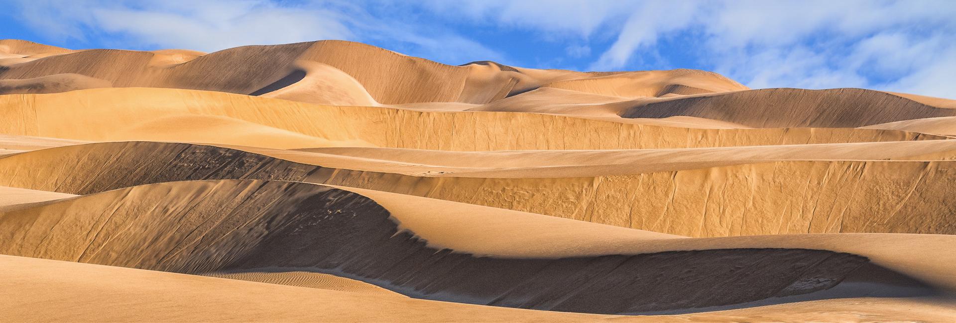Dunes outside Swakopmund