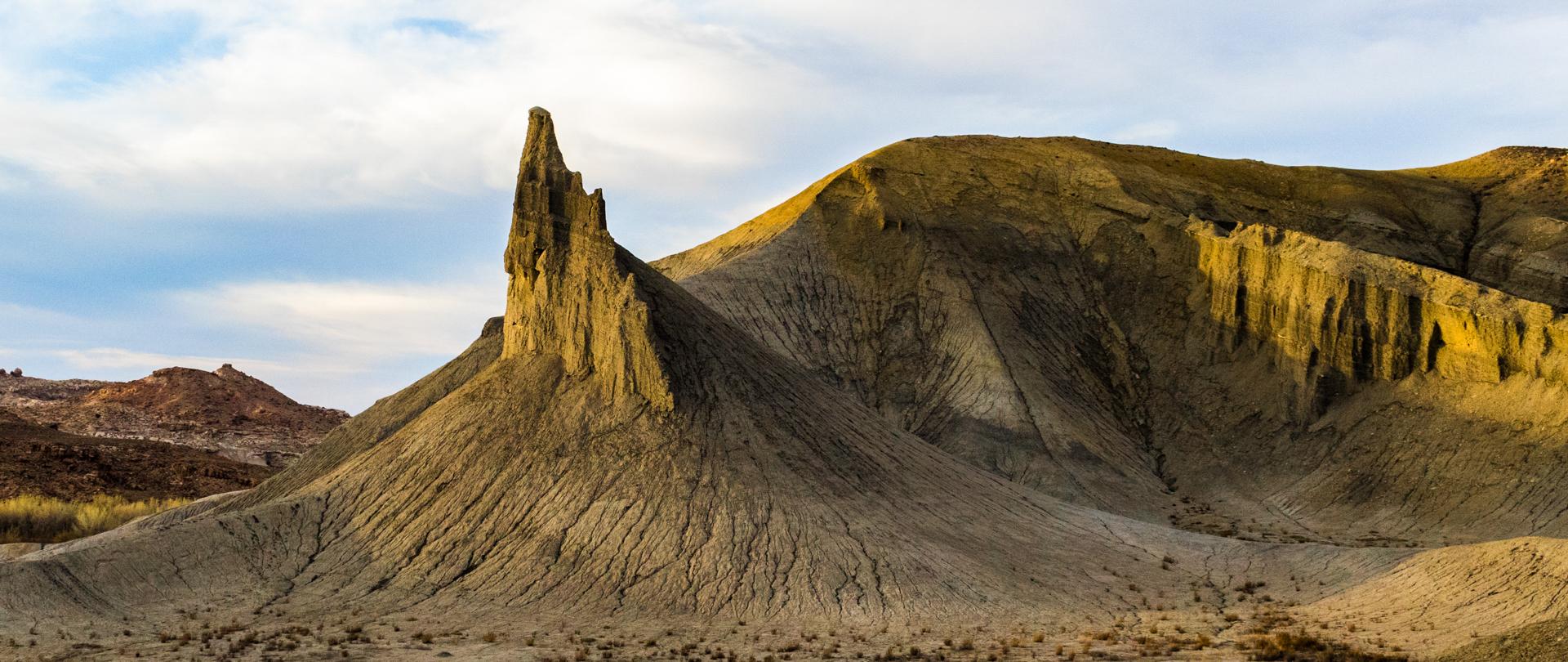 Utah Sandstone Cliffs