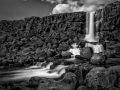 Small Falls, Iceland