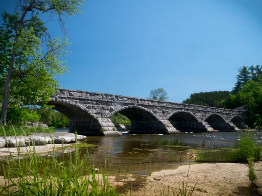 Pakinham Stone Bridge