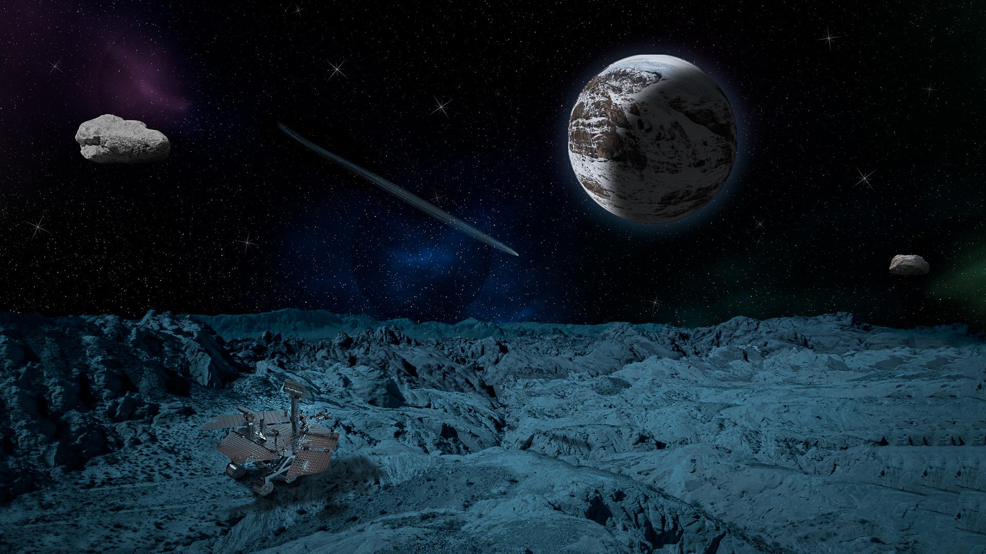 Exploring Alien Worlds