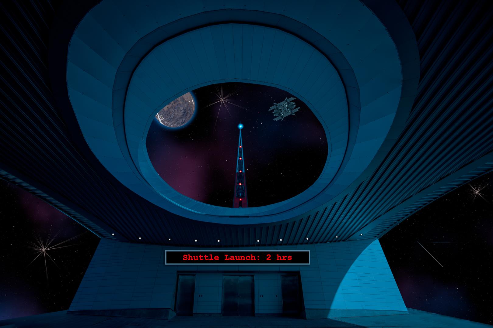 TTC Intergalactic Portal
