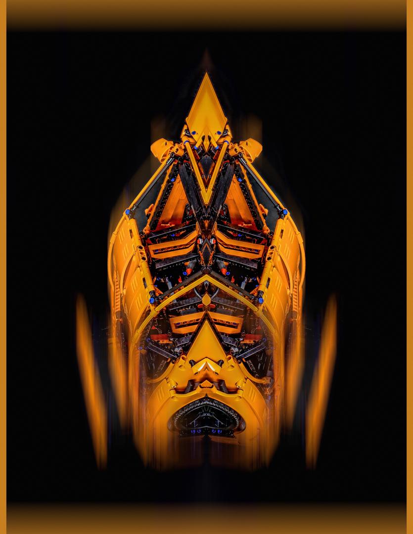 King Tuts Mask