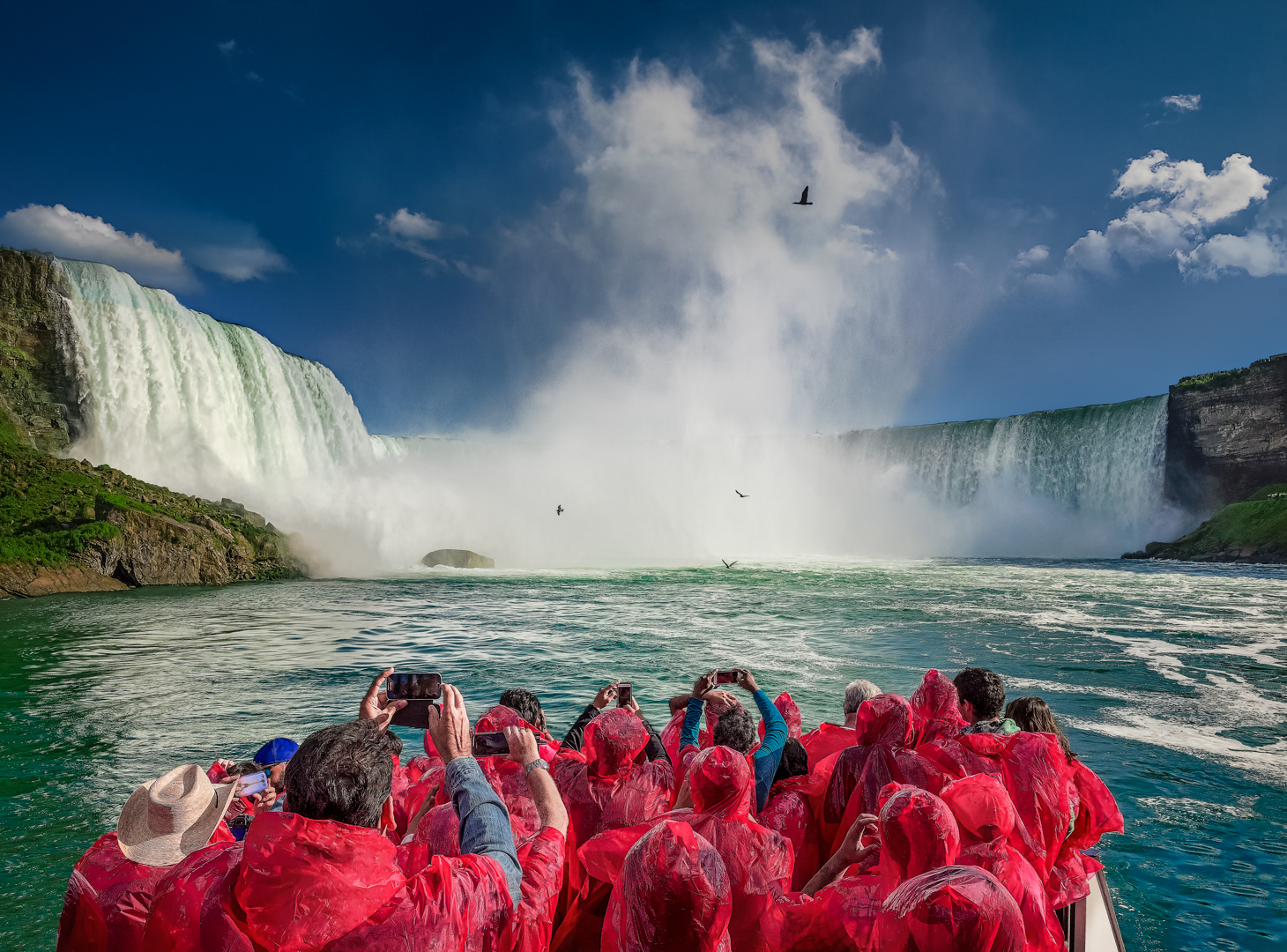 World Famous Niagara Falls
