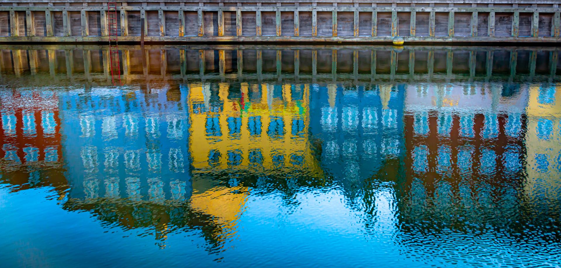 Nyhavn Copenhagen Reflections