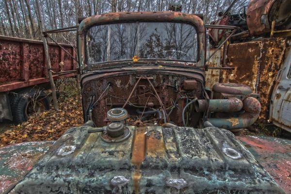 Harvester Relic