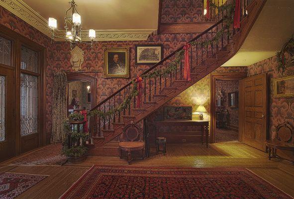 spadina house museum  28nov2015