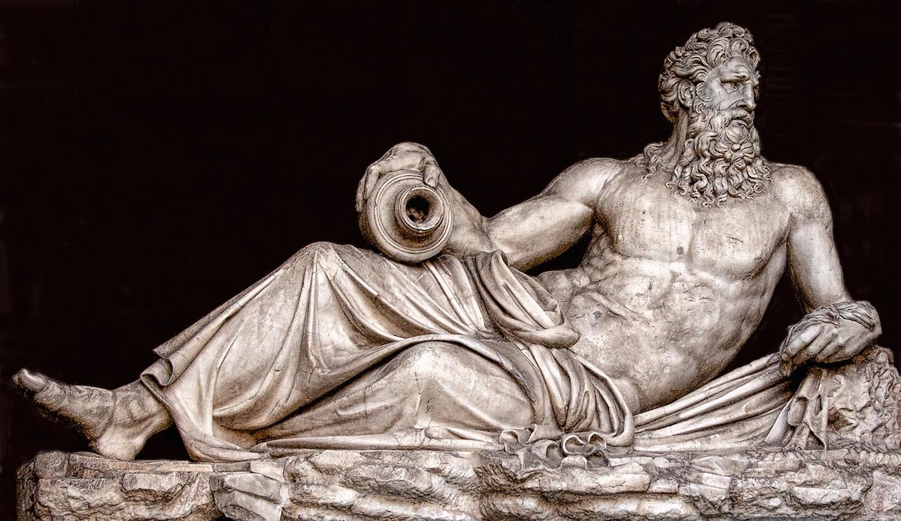 River god, Vatican Museums