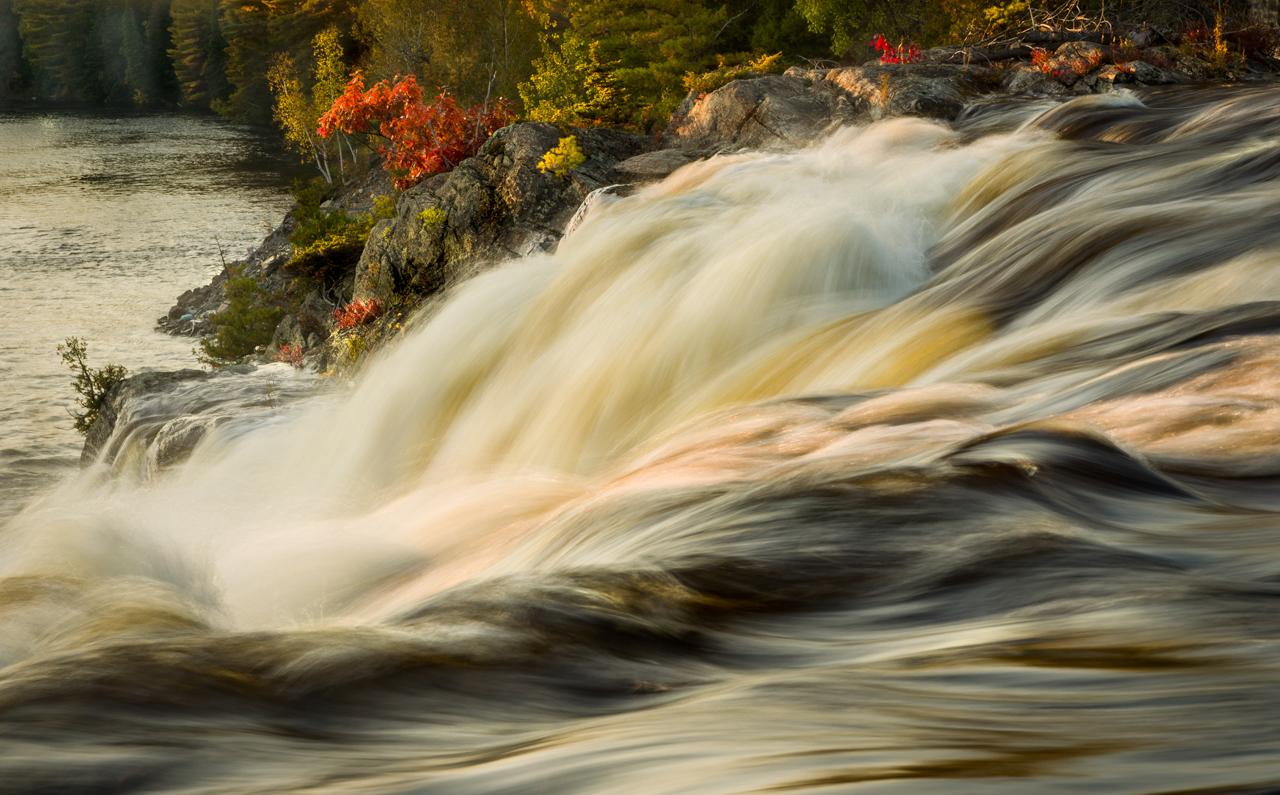 High Falls Autumn