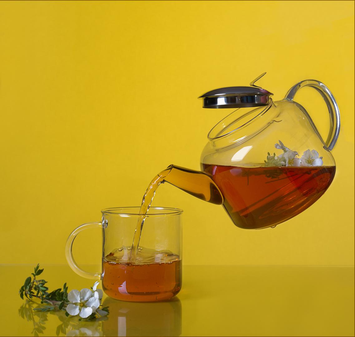 Herbal Tea Anyone?