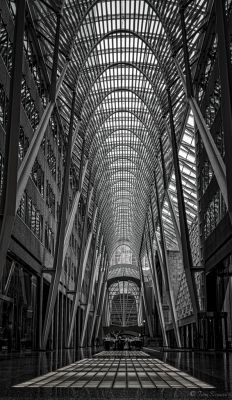 The Soaring Atrium of Brookfield Place