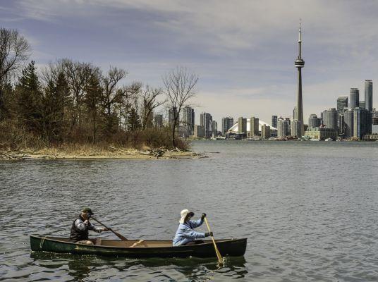 Island Canoeing