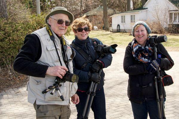 Robert, Janice and Susan