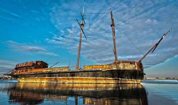 Shipwreck Jordan