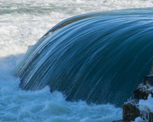 Spillway Niagara River