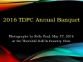 TDPC Banquet and Awards Night
