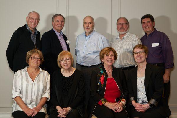 TDPC Board Members for 2018 - 2019