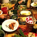 Annual Holiday Pot-luck Dinner