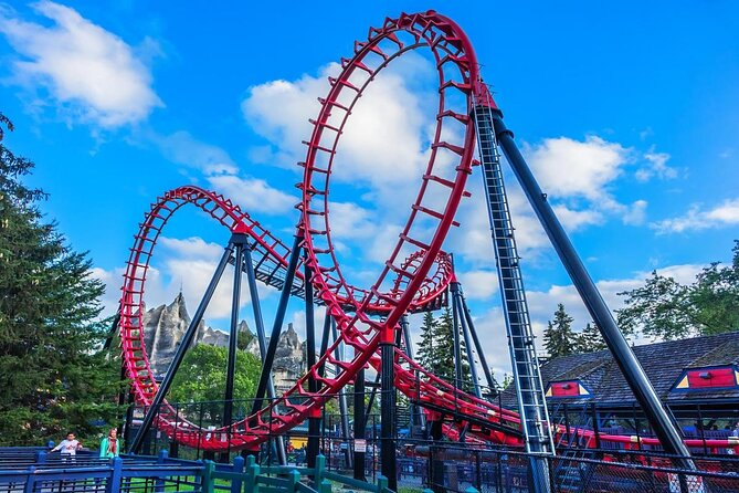 Outing: Canada's Wonderland